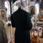 Пение молебна святителю Николаю Чудотворцу